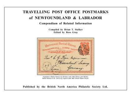Cover of a book published by BNAPS