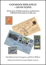 Cover of the book Canadian Philately - An Outline