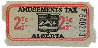 amusement tax ra7160 Amusement tax: amusement tax,, impost on the general admission charges to recreational and entertainment events the tax may be imposed on the admission charge or on the owner's total admission receipts, but the pure amusement tax is almost always quoted separately and presumably shifted to the buyer of the.